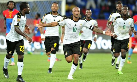 Ghana joins Cameroon and Burkina Faso in the Semis
