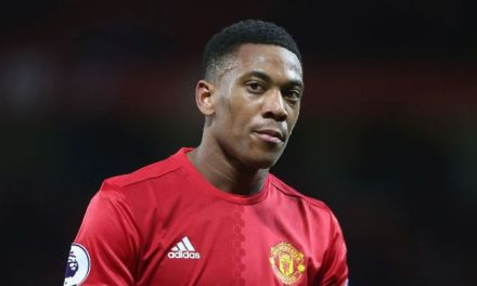 Jose Mourinho: Anthony Martial must take Manchester United 'opportunity'