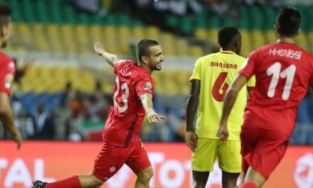 Rampant Tunisia thrash Zimbabwe to send Algeria home