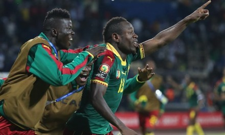 #AFCON2017: Cameroon continue to triumph as Ghana fall in Afcon semi