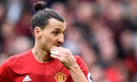 Manchester United's Zlatan Ibrahimovic banned for three matches