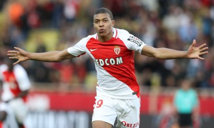 Monaco striker Kylian Mbappe named in France squad to face Luxembourg