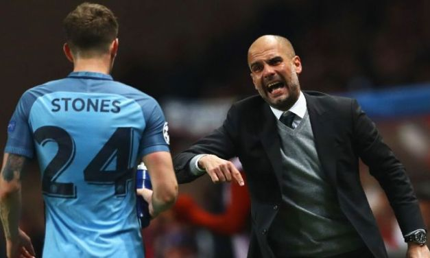 Pep Guardiola tells Man City fans he never promised a Treble in first year