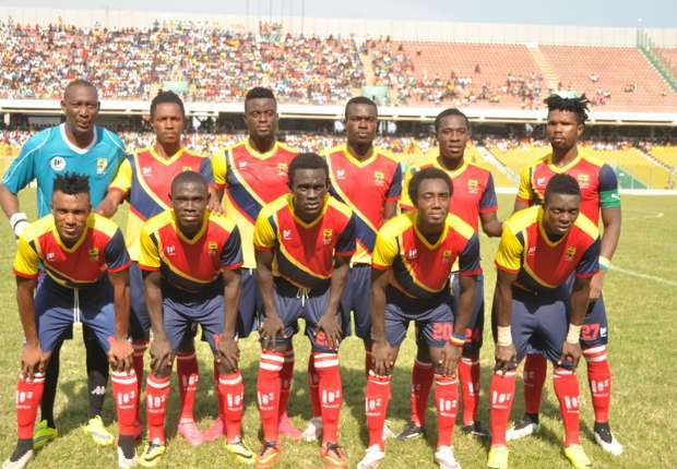 Hearts of Oak suffered their first defeat