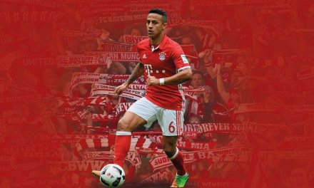 Thiago Alcantara extends Bayern Munich contract until 2021