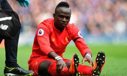 Sadio Mane returns early from Senegal duty after hamstring tweak