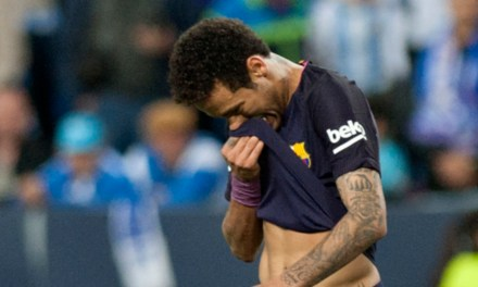 Neymar Set To Miss El Clasico After Red Against Malaga