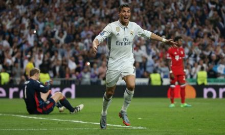 Cristiano Ronaldo lifts Real Madrid past Bayern Munich in extra time