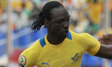 Former Gabon Defender Collapses And Dies