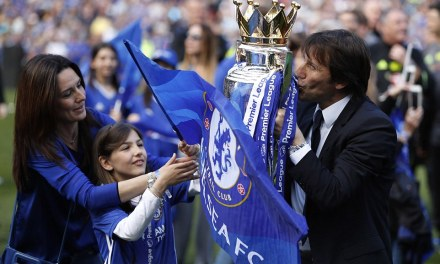 Antonio Conte Signs New Two Year Deal At Chelsea