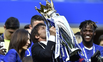 Antonio Conte Awarded LMA  Manager Of The Year