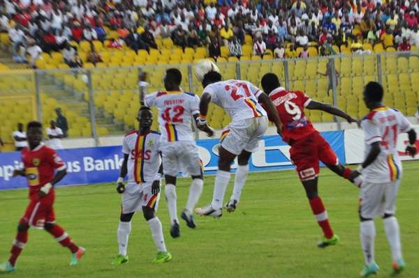 The winner of this competition will be representing Ghana in the next @CAF_Online Confederation Cup competition.