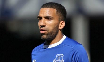 Aaron Lennon Has Been Detained Under Mental Health Act