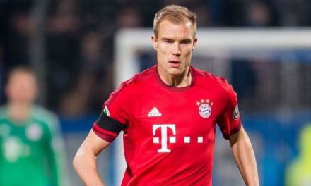 Badstuber To Leave Bayern At The End Of Season