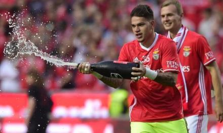 Manchester City Close To Signing Ederson From Benfica