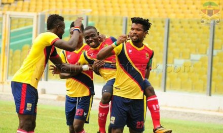 Accra Hearts Of Oak Thrash Liberty At Carl Reindolf