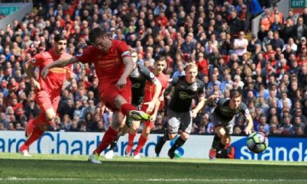 Milner misses penalty as Liverpool stumble in Champions League chase