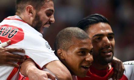 Kylian Mbappe scores as Monaco seals Ligue 1 title vs. St Etienne