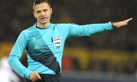 Slovenian Damir Skomina named as referee for Europa Final