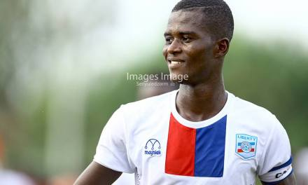 """""""Liberty Professionals Will Get Better In The Second Round"""" – Samuel Sarfo"""
