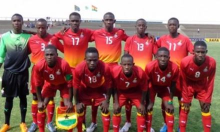 Black Starlets Give Hope To Ghana Football