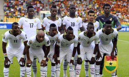 Black Stars Begin Preparations for AFCON 2019 Qualifiers