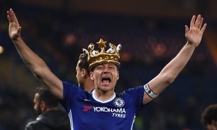 I Could Retire On Sunday – John Terry