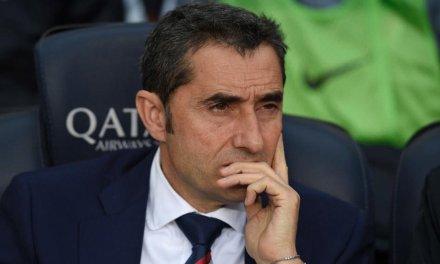 Barcelona Confirm Ernesto Velverde As New Boss