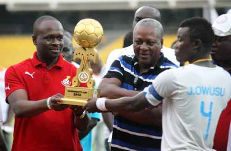 All Is Set For The 'President Cup' Showdown
