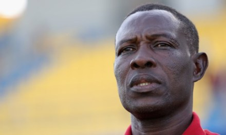 """I Will Not Blame Our Defeat To Ashgold On Players"" – Coach Adotey"