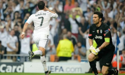 """I Wouldn't Dream Of Putting Myself On Same Pedestal As Cristiano"" – Buffon"
