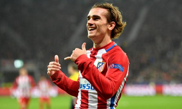 Atletico Madrid firm on Antoine Griezmann's €200m buyout clause as Barcelona consider move