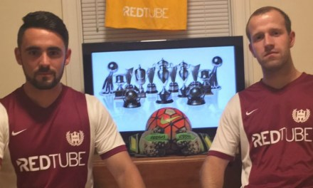 Football Team Supported By Porn Site Launches A Supporters' Club
