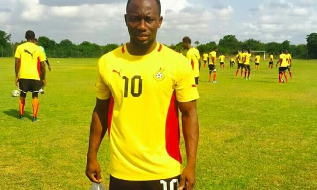"""My Focus Is To Do My Best For Kotoko"" – Sadick"