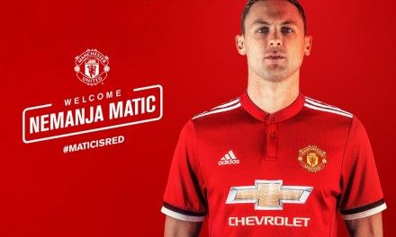 Manchester United sign Nemanja Matic from Chelsea for £40m