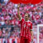 Philipp Lahm wins Germany's Footballer of the Year award