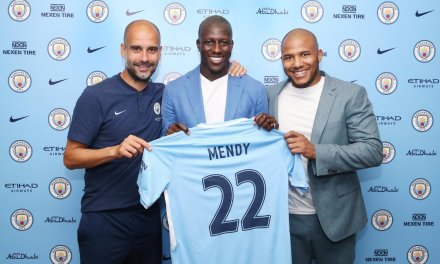 Man City complete signing of left-back Benjamin Mendy from Monaco