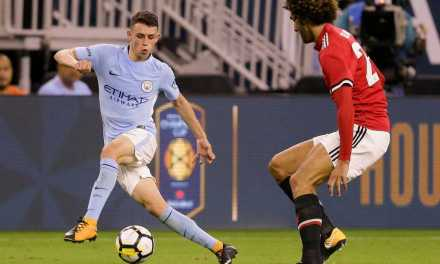 Pep Guardiola responds to Gary Neville over claims Phil Foden would receive more first-team opportunities at Man Utd