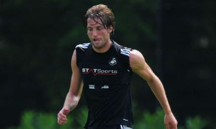 Ankle injury forces former Swansea City striker Michu into retirement