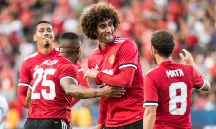Marouane Fellaini 'close' to move to Galatasaray, says sporting director