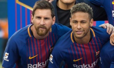 Lionel Messi posts emotional Instagram farewell as Neymar nears £198m PSG move