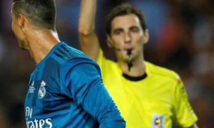 Ronaldo's Five Match Ban Appeal Fails
