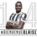 Blaise Matuidi completes move to Juventus from Paris Saint-Germain