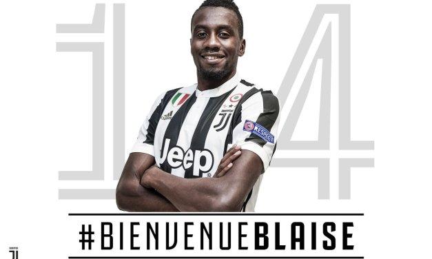 Blaise Matuidi completes move to Juventus from Paris Saint-Germain