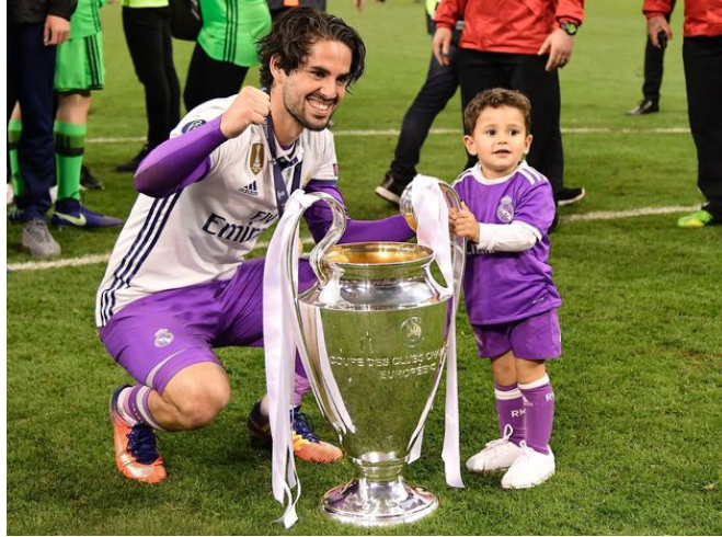 €700m release clause: Isco reportedly pens a new deal