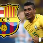 Barcelona complete Paulinho signing for £36.5m
