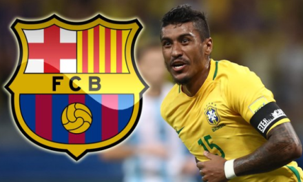 Barcelona complete Paulinho signing for £36.5m