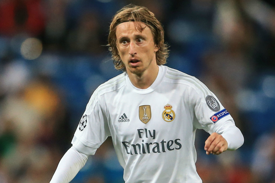 Modric To Miss  First Leg Of Spanish Supercopa Against Barcelona