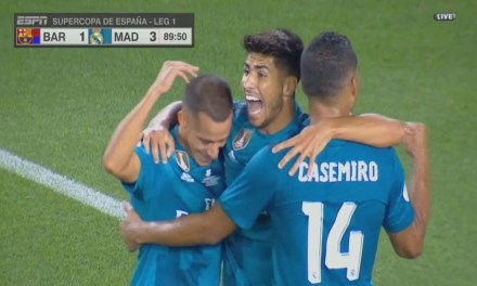Marco Asensio's Unbelievable strike!