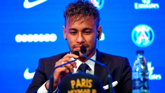 I Followed My Heart : Neymar On PSG Move